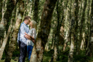 engagement pictures Wicklow mountains, wedding photographer