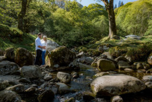 Wicklow wedding photographer - engagement pictures Wicklow mountains