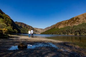 Wedding Photographer Dublin, Wicklow, Carlow - engagement pictures Wicklow mountains