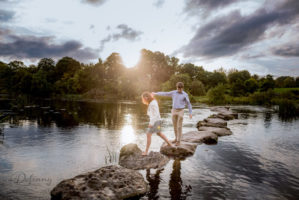 Wedding Photographer engagement pictures limerick
