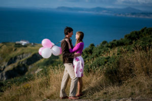 wedding photographer Dublin Engagement pictures Howth