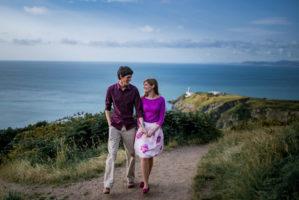 wedding photographer Dublin Engagement pictures