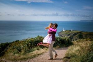 Dublin wedding photographer Engagement pictures