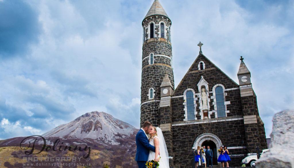 wedding photographer Donegal, Emma & Danny wedding