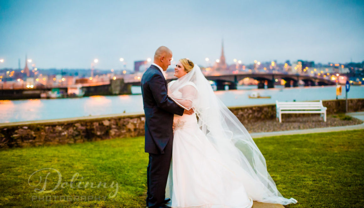 Wedding Photographer Wexford, Riverbank House Hotel